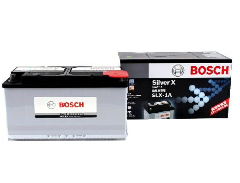 バッテリー, バッテリー本体 BOSCH BMW 5 E39 E60 E61 523i525i 528i 530i 540i M5 545i 550iSLX-1A