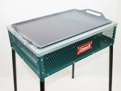 バーベキュー鉄板/コールマン/クールステージツーウェイグリルプラス/2000021952/2000021954