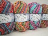 Opal毛糸Winterspiele8-fach【並太】【Opal各種3玉以上お買上げで送料無料】