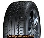 【2017年製】225/40R19 93Y XL SSR MOE CSC5【RFT】【コンチネンタル コンチ スポーツ コンタクト 5】【Continental Conti Sport Contact 5】【ベンツ承認】【新品】