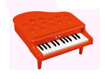 【送料無料】カワイ ミニピアノ レッド 25鍵 P-25 1107 ベビー おもちゃ