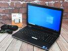 【中古】DELLLatitudeE6540第四世代i7AMDRadeon搭載フルHDハイスペックノートPC新品SSD256G+HDD320G15インチ