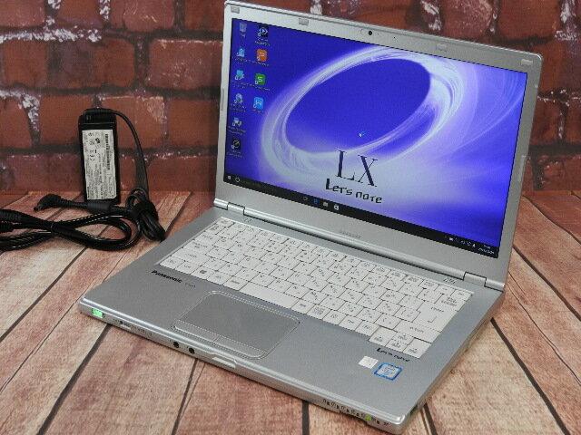 パソコン, ノートPC  B Panasonic Lets CF-LX5ADHKS 6 i5 9380