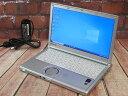 【中古】 Aランク Panasonic Lets CF-NX4EDHCS i5 SSD256G換装 稼働4380時間 - 得々パソコン楽天市場店