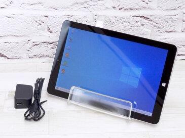 【中古】Aランク オンキョータブレット TW2A-73Z9A Atom x5-Z8350 2GB/64GB Win10