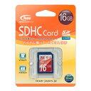 【全国送料無料(メール便発送)※代引き選択の場合は有料です。】チームジャパン TG016G0SD28XSDカードSDHC 16GB class10・16GBSDメモリーカード・クラス10・携帯電話・デジカメ・カメラ・ビデオ・ドラレコ・録画・録音/SDカード SDHC 16GB class10