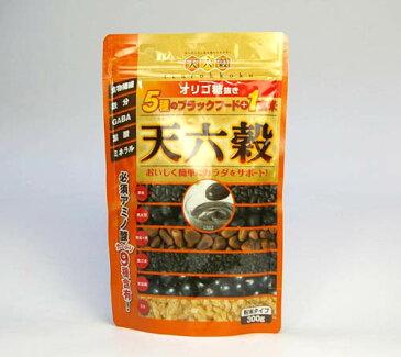 【ポイント10倍】天六穀 黒五末含有加工食品 黒五穀