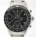 SEIKOセイコーアラームクロノグラフSNA487PC腕時計メンズ【新入荷】【中古】