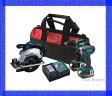 マキタ 18V 充電式ツール 6点セット/コードレス/インパクトドライバー/丸のこ/電動のこぎり/電動ドリル/BL1830/リチウムイオンバッテリー/ドリル ドライバ