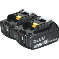 マキタBL1830Bリチウムイオンバッテリー18V純正2個セット