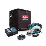 マキタ 18V 充電式 丸ノコ 4点セット 国内仕様/コードレス/丸のこ/電動のこぎり/リチウムイオンバッテリー/蓄電池/リチウムイオン電池