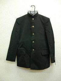 【新品】学ラン黒男子標準型学生服ラウンドカラー詰襟150A155A160A160B165A170A180A185A