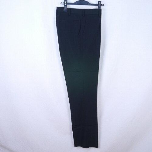 6501-88冬物学生ワンタックズボン男子標準型学生服冬ズボンw88 黒