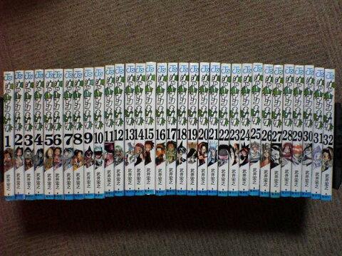 【中古】  ◆ シャーマンキング 全32巻 武井宏之 全巻 セット 完結