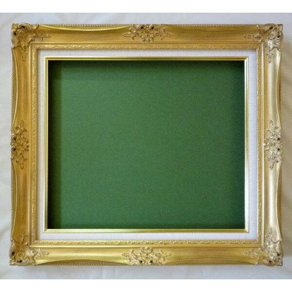 油絵用額縁 ルイ14世 ゴールド