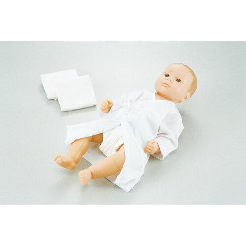 学校教材 沐浴人形(おむつ・肌着付) AT-50986-新品