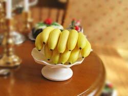 ミニチュアフード房バナナ[FRT-07]画像1