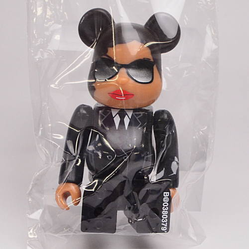 コレクション, フィギュア BERBRICK SERIES 38 ( 38) 14.HERO HERO MIB Men In Black:International Agent M C