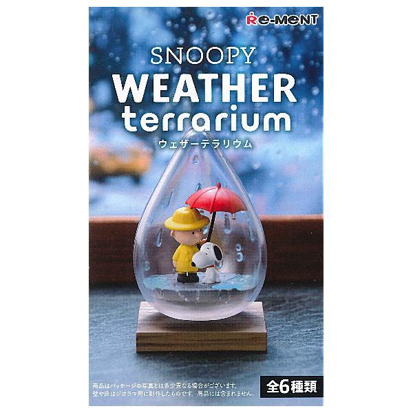 コレクション, フィギュア !! SNOOPY WEATHER Terrarium 6() (RM)