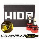 LEDフォグランプ H1 100W 12V対応 360度発光 ホワイト 2個セット LEDフォグ LEDバルブ