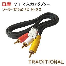日産VTRアダプターN−02