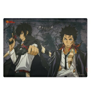 [7312] You S E tutor hit man REBORN! A3 desk mat XANXUS