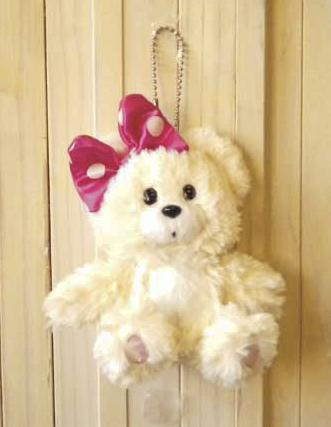 [764] Sunrise Bears cocoa Bear's Cocoa ball chain milk one piece of article character toy toy [special price sale product 30%OFF]