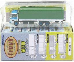 【11】 トミーテック 1/150 ザ・トラックコレクション 第7弾 いすゞ 一般営業車 (幌付荷台) トラック トレーラー Nゲージ ミニチュア 半完成品 鉄道模型 単品