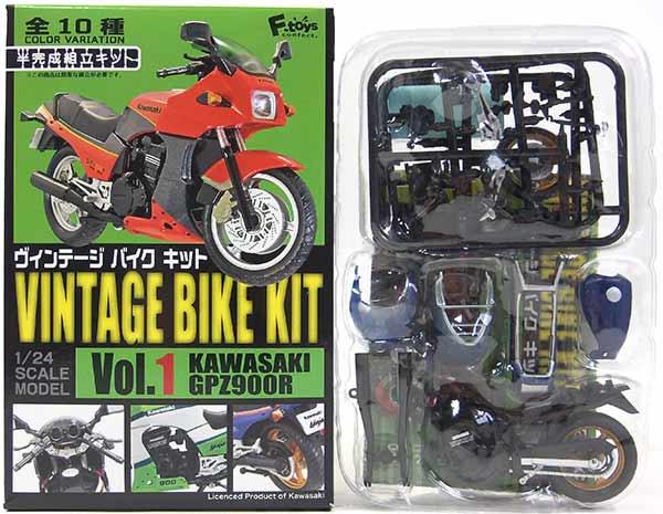 車・バイク, バイク 9 124 Vol.1 GPZ900R 1992 A9