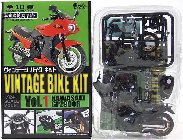 車・バイク, バイク 7 124 Vol.1 GPZ900R 1989 A6