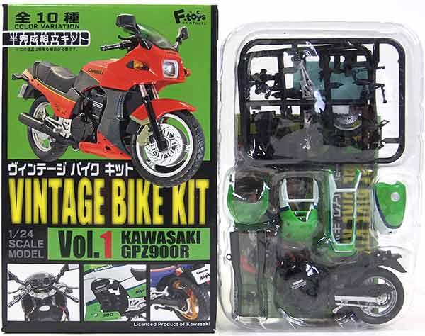 車・バイク, バイク 3 124 Vol.1 GPZ900R 1985 A2 ()