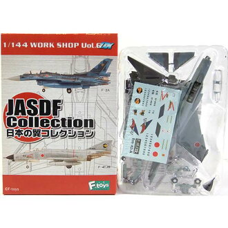 6 the 306th wing collection of F-toys F-TOYS 1/144 Japan Vol.1 F-4EJ 改第 air wing squadron Komatsu, Ishikawa base Self-Defense Forces fighter military miniature half finished product one piece of article