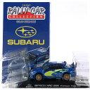 【6】 CM's 1/64 ラリーカーコレクション SS.10 スバル SUBARU インプレッサ WRC 2006 Prototype Press Ver. ラリーカー WRC 軽自動車 ミニカー ミニチュア 半完成品 単品