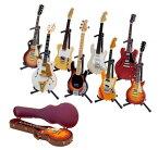 【SET】メディアファクトリー1/12BECKベックギターコレクションハイパーグレード・モデルシークレット含む全10種セットアニメ漫画映画フィギュア楽器ミニチュア半完成品