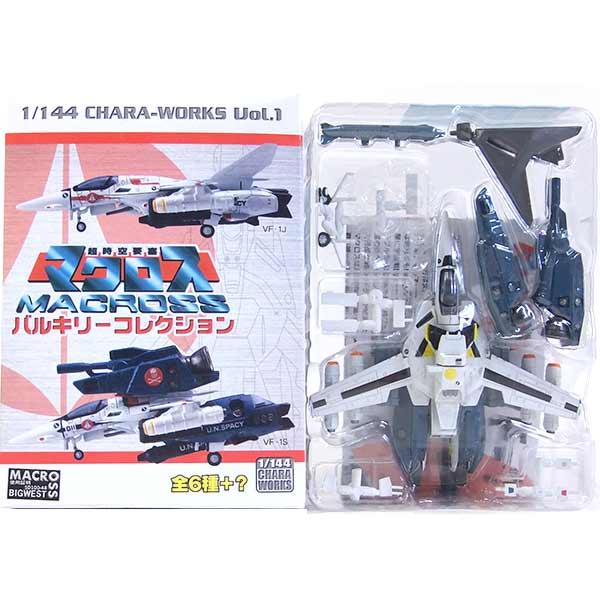 コレクション, フィギュア 4 1144 Vol.1 VF-1S ()
