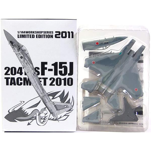 プラモデル・模型, 飛行機・ヘリコプター WF2011 F-15J 304 1144 F-15J 304 2010 2011 Ver