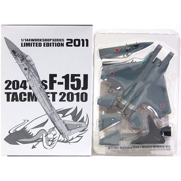 プラモデル・模型, 飛行機・ヘリコプター WF2011 F-15J 204 1144 F-15J 204 2010 2011 Ver
