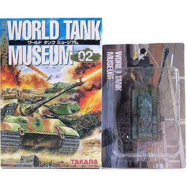 【2】 タカラ 1/144 ワールドタンクミュージアム Vol.2 KV-1A重戦車 冬期迷彩 ソ連軍 アメリカ軍 ドイツ軍 イギリス軍 戦車 第二次世界大戦 ミリタリー ミニチュア 半完成品 単品
