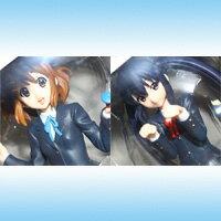 送料無料!けいおん! K-ON! プレミアムフィギュアVer.1.51 アニメ 音楽 ギター プライズ セ...
