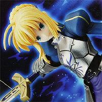 フェイト/ゼロバージョン!送料無料!セイバー Fate/Zero ver. 10TH ANNIVERSARY SQフィギュ...