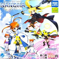 Magical Girl Lyrical Nanoha SR Magical Girl Lyri...