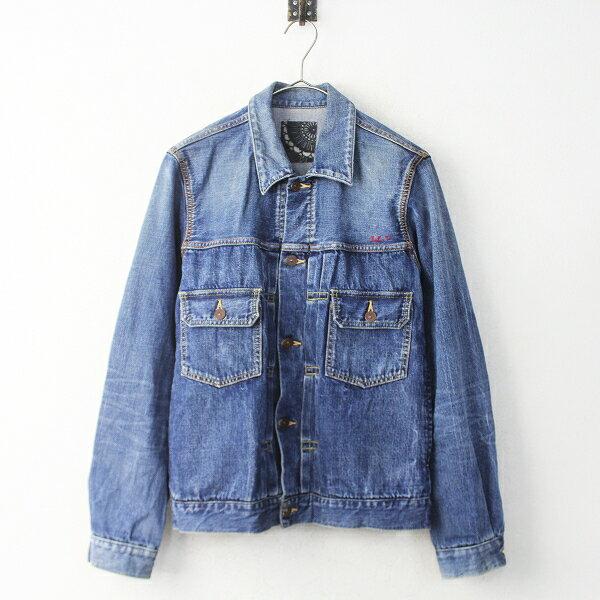 メンズファッション, コート・ジャケット 7OFF visvim SS 101 JKT DMGD I.C.T. 1 G 2400011116734 nsg
