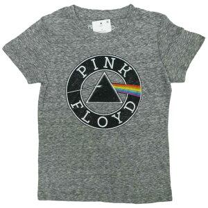 キッズ 海外正規オフィシャル Pink Floyd Tee Tシャツ Charcoal Snow/ピンクフロイド/ロック バンド T【あす楽対応_関東_甲信越_北陸_東海_近畿_中国_四国】【ゆうパケット対応】