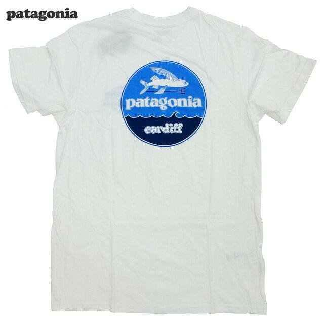トップス, Tシャツ・カットソー Patagonia Hat Patch LW Cotton Tee Cardiff T