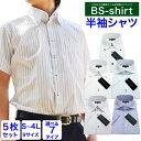【マラソン限定P20倍】ワイシャツ 半袖 形態安定 ワイシャツ 【送料無料】【ポロ クラ