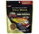 GEX ワイルドワーム 70g 昆虫原料(アメリカミズアブ)100%フード 【熱帯魚・アクアリウム/エサ/フィッシュフード】