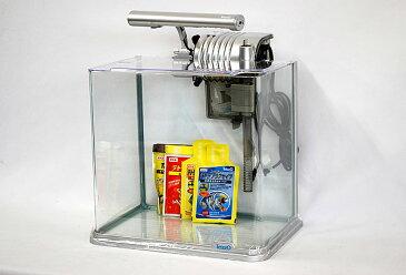 テトラ 30cm曲げガラス・観賞魚飼育セット LEDライト付き RG-30LE