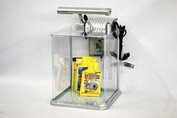 テトラ 20cm曲げガラス・観賞魚飼育セット LEDライト付き