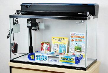 コトブキ 60cmガラス水槽 観賞魚飼育5点セット・LEDライト仕様
