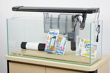 【ポイント5倍!】 GEX グラステリア スリム600 LEDライト付きセット[111212p05]